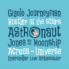 Astronaut Jones font by Pink Broccoli