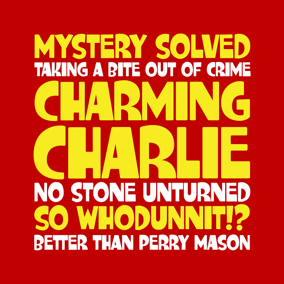 Charming Charlie font by Pink Broccoli