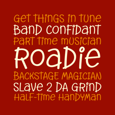 Roadie font by Pink Broccoli