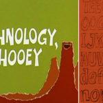Chop Phooey - Cartoon Titling Inspiration